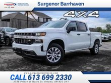 2019 Chevrolet Silverado 1500 Custom  - $277 B/W