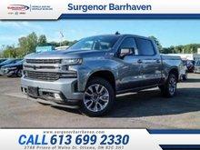 2019 Chevrolet Silverado 1500 RST  - $342 B/W