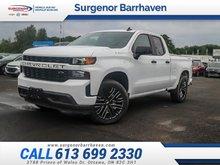 Chevrolet Silverado 1500 Custom  - $286 B/W 2019
