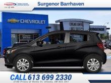 2018 Chevrolet Spark 1LT  - Bluetooth -  MyLink - $115.68 B/W