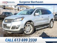 Chevrolet Traverse LT w/1LT  - Bluetooth - $172.48 B/W 2015