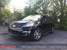 2017 Chevrolet Traverse 2LT  - Leather - Ebony - $300.84 B/W