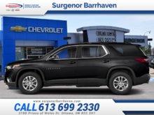 2019 Chevrolet Traverse RS  - $320.37 B/W