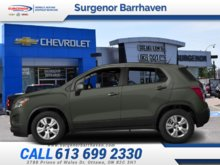 Chevrolet Trax 1LT  - $91.44 B/W 2015