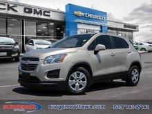 2016 Chevrolet Trax LS  - Bluetooth - $107.65 B/W