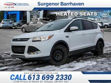 2015 Ford Escape SE  - Bluetooth -  Heated Seats - $100.08 B/W