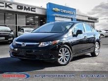 2012 Honda Civic Sedan Sedan EX at  - $89.33 B/W