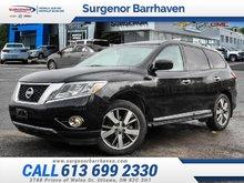 Nissan Pathfinder Platinum  - Navigation - $153.88 B/W 2014