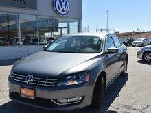 2015 Volkswagen Passat Trendline 2.0 TDI 6sp DSG at w/ Tip