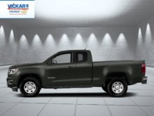 2018 Chevrolet Colorado Work Truck  -  Towing Package - $219.06 B/W