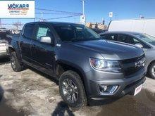 2018 Chevrolet Colorado Z71  - Bluetooth -  Heated Seats - $254.22 B/W
