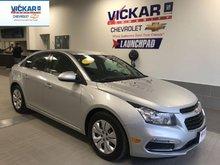 2016 Chevrolet Cruze Limited LT w/1LT  - $129.07 B/W