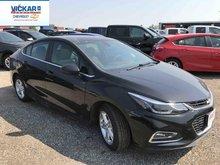 2017 Chevrolet Cruze LT  - Bluetooth -  SiriusXM - $204.82 B/W