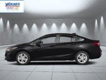 2018 Chevrolet Cruze LT  - Bluetooth -  Heated Seats - $151.06 B/W