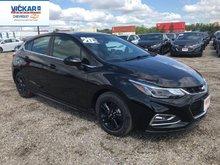 2018 Chevrolet Cruze LT  - $154.51 B/W