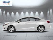 2018 Chevrolet Cruze LT  - Bluetooth -  Heated Seats - $152.05 B/W