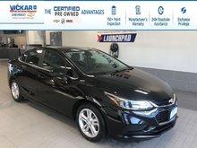 2018 Chevrolet Cruze LT REMOTE START, BOSE, SUNROOF !!!  - $131.75 B/W