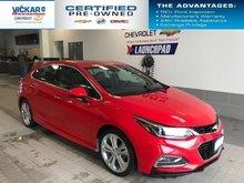 2018 Chevrolet Cruze Premier  - $144.02 B/W