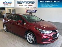 2018 Chevrolet Cruze LT  - $140.65 B/W