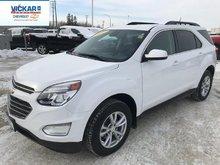 2017 Chevrolet Equinox LT  - Bluetooth -  Heated Seats - $193.09 B/W