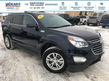 2017 Chevrolet Equinox LT  - Bluetooth -  Heated Seats - $179.18 B/W