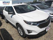 2018 Chevrolet Equinox LS  - Bluetooth -  Heated Seats - $171.83 B/W