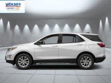 2018 Chevrolet Equinox LS  - Bluetooth -  Heated Seats - $162.80 B/W