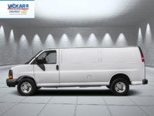 2017 Chevrolet Express Cargo Van WT  -  Power Windows - $307.96 B/W