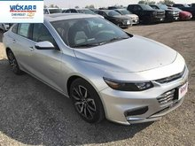 2018 Chevrolet Malibu LT  - Bluetooth -  SiriusXM - $230.03 B/W