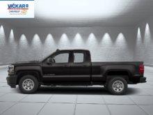2017 Chevrolet Silverado 1500 WT  - Cruise Control - $236.02 B/W
