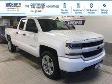 2017 Chevrolet Silverado 1500 Custom  - $241.65 B/W