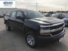 2018 Chevrolet Silverado 1500 Work Truck  - Cruise Control - $287.96 B/W