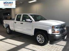 2018 Chevrolet Silverado 1500 Work Truck  - Cruise Control - $228.84 B/W