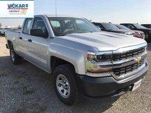 2018 Chevrolet Silverado 1500 Work Truck  - Cruise Control - $252.35 B/W