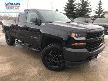 2018 Chevrolet Silverado 1500 Work Truck  - Cruise Control - $304.88 B/W