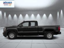 2018 Chevrolet Silverado 1500 Work Truck  - Cruise Control - $253.23 B/W