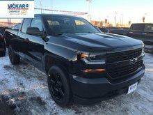 2018 Chevrolet Silverado 1500 Work Truck  - Cruise Control - $274.92 B/W