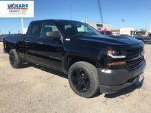 2018 Chevrolet Silverado 1500 Work Truck  - Cruise Control - $266.58 B/W