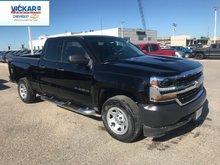 2018 Chevrolet Silverado 1500 Work Truck  - Cruise Control - $252.19 B/W