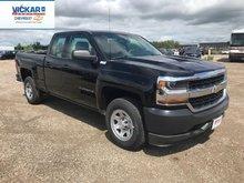 2018 Chevrolet Silverado 1500 Work Truck  - $211.75 B/W