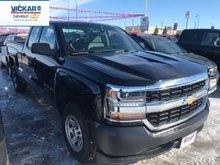 2018 Chevrolet Silverado 1500 Work Truck  - Cruise Control - $207.84 B/W