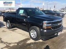 2018 Chevrolet Silverado 1500 Work Truck  - Cruise Control - $255.38 B/W