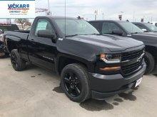 2018 Chevrolet Silverado 1500 Work Truck  - $251.24 B/W