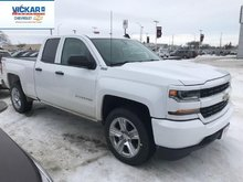 2018 Chevrolet Silverado 1500 Custom  - $266.93 B/W