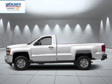 2018 Chevrolet Silverado 3500HD Chassis WT  -  Power Windows - $440.73 B/W