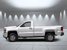 2018 Chevrolet Silverado 3500HD Chassis WT  -  Power Windows - $350.77 B/W