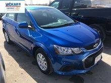 2018 Chevrolet Sonic LT  - Bluetooth - $124.88 B/W