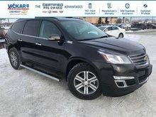2017 Chevrolet Traverse 2LT  -  Heated Seat -  SiriusXM - $277.24 B/W