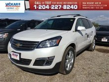 2017 Chevrolet Traverse 1LT  -  Heated Seat -  SiriusXM - $271.80 B/W