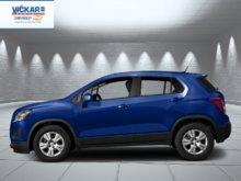 2016 Chevrolet Trax LS  - Bluetooth - $147.41 B/W